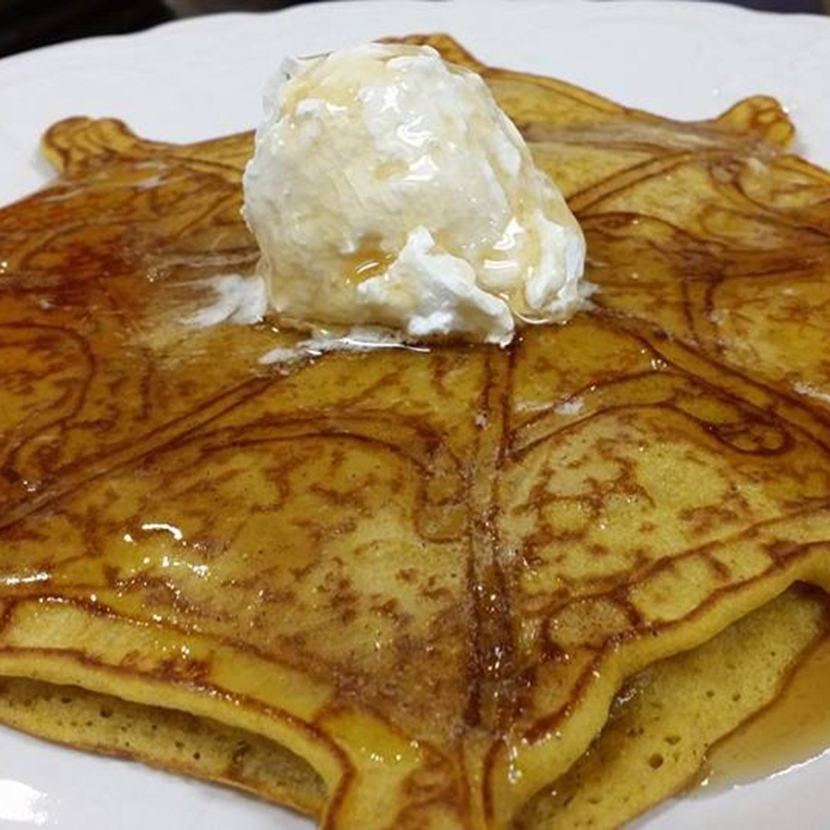 The Wooden Spoon, Overland Park pancakes