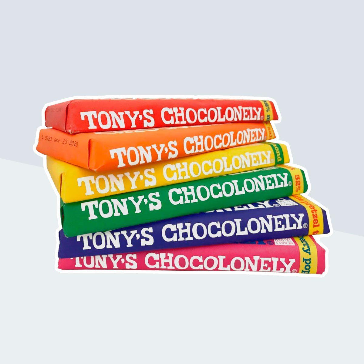 Tony's Chocolonely Super Duper Milk Bundle