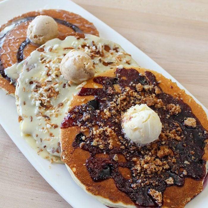 Urban Egg, Colorado Springs pancakes