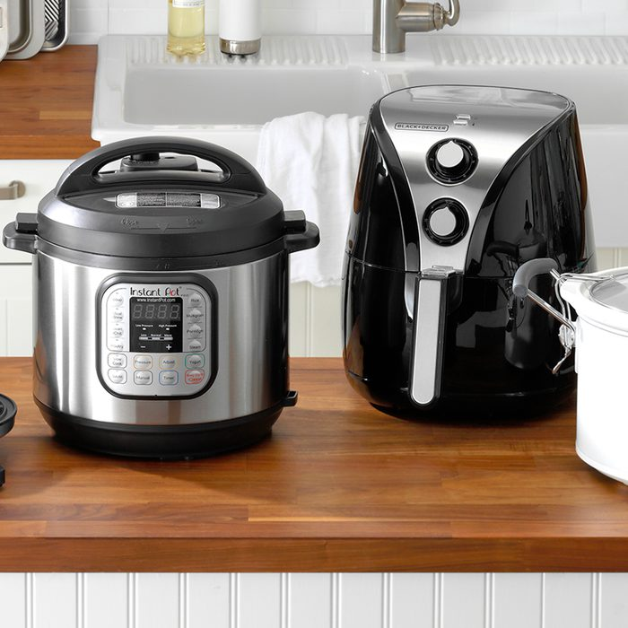 cooking fast with flavor, 2020 food trends, instant pot and air fryer