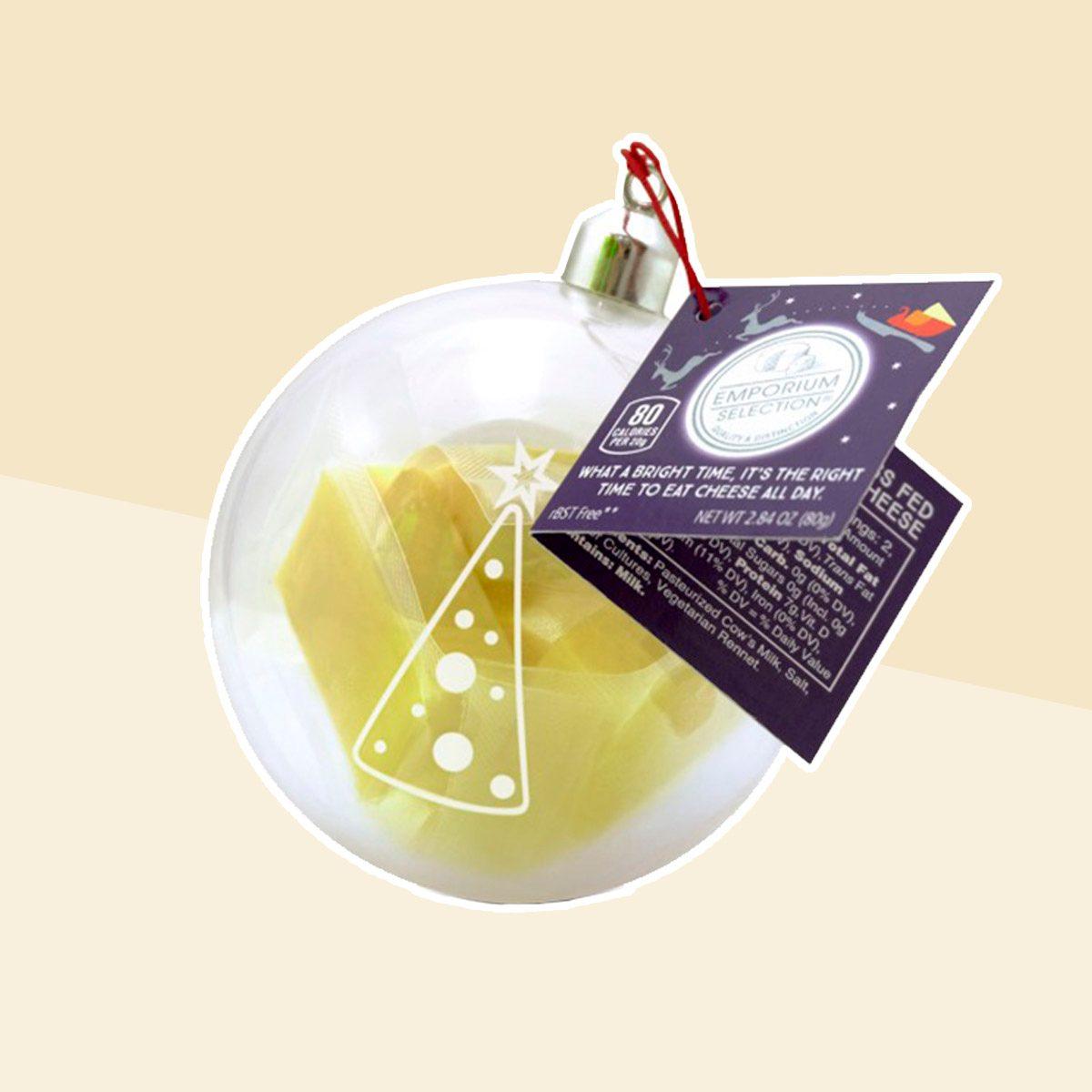 aldi cheese ornament