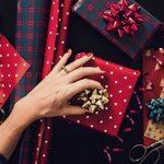 Here's How to Wrap Christmas Presents Like Santa's Helper