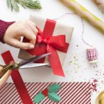 Here's How to Wrap Christmas Presents Like Santa's Helper