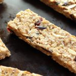 How to Make a No-Bake Low-Sugar Granola Bar