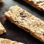 How to Make a No-Bake Low-Sugar Granola Bar
