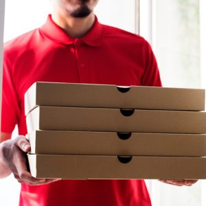 Here's How Much You Should Tip for Pizza Delivery