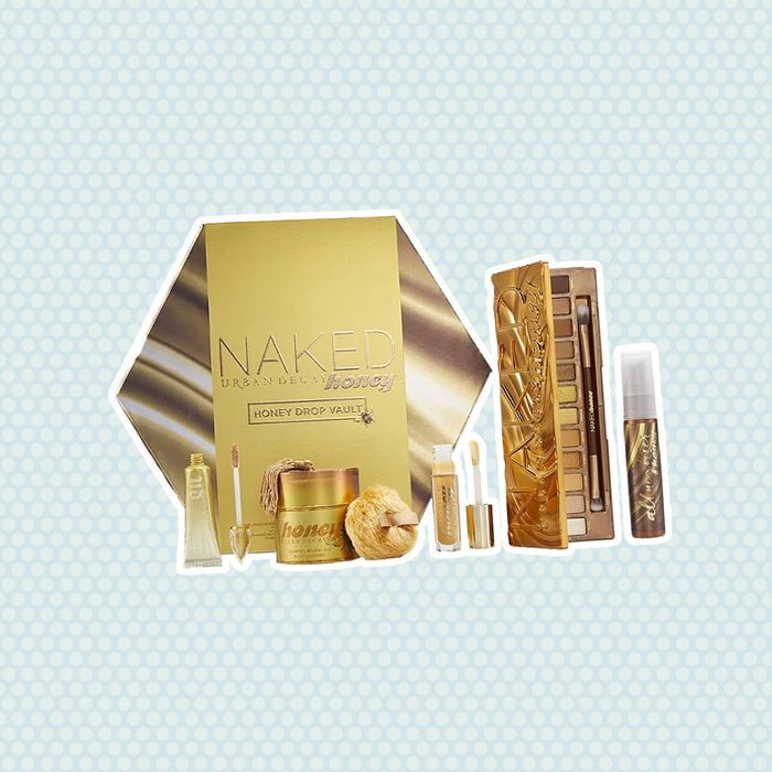 Online Only Naked Honey Drop Vault
