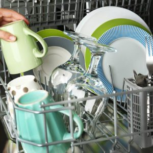 5 Cleaning Tricks for People Who Don't Like Washing Dishes