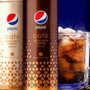 Pepsi Is Going to Launch a Coffee-Infused Soda in 2020