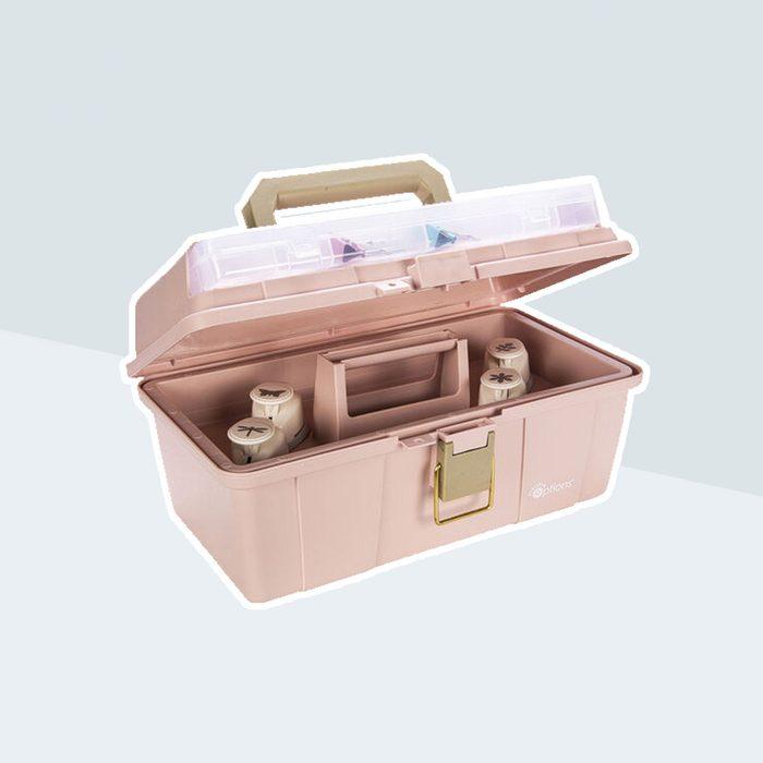 Creative Options Grab n Go Tool Box Pink