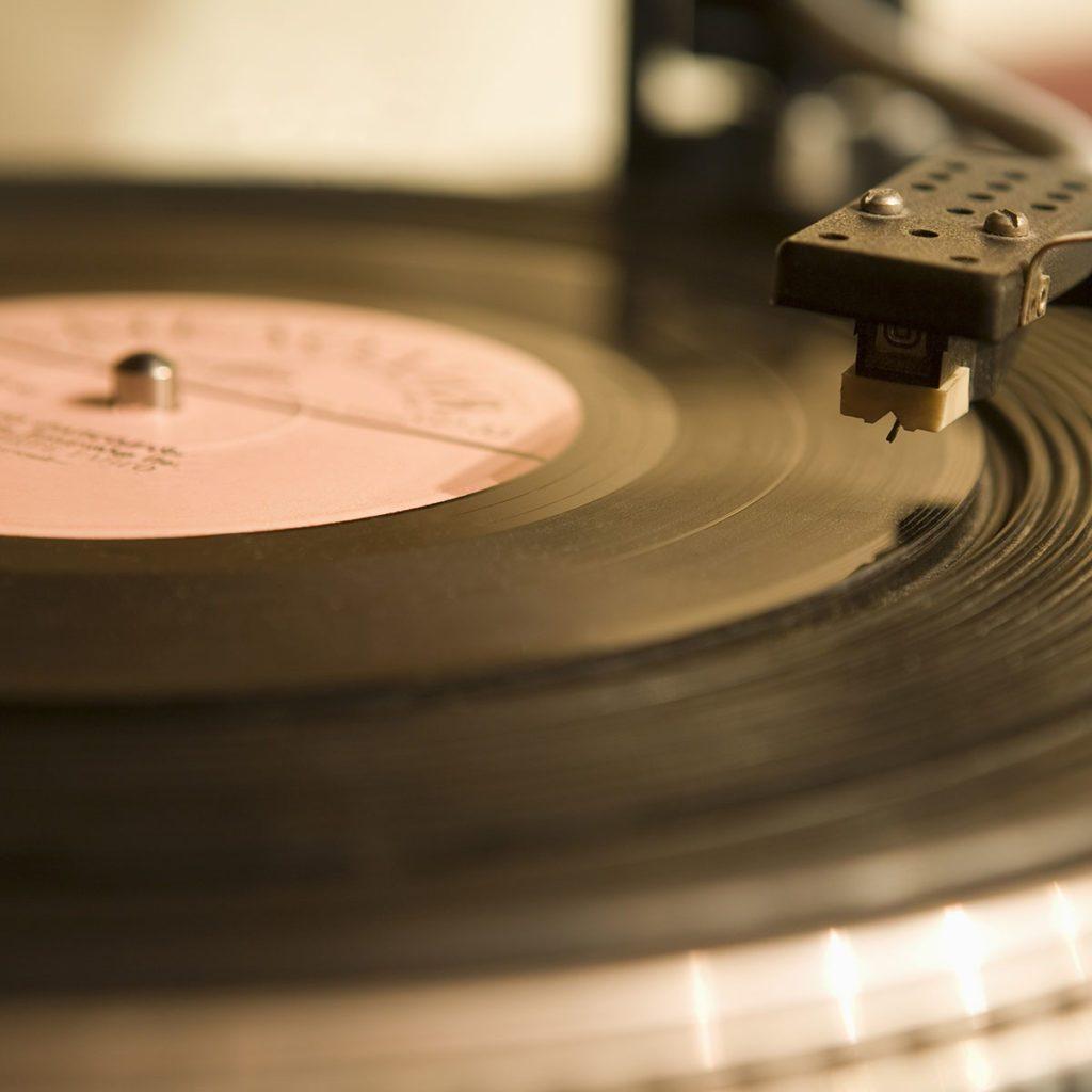 Detail shot of a record player; Shutterstock ID 148492391; Job (TFH, TOH, RD, BNB, CWM, CM): TOH