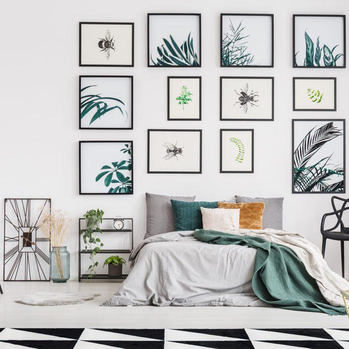 10 Unique Ideas for Decorating Tall Walls