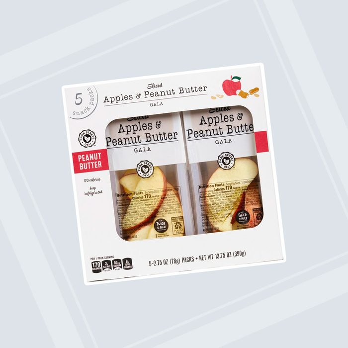 Park Street Deli Apples and Peanut Butter Snack Pack
