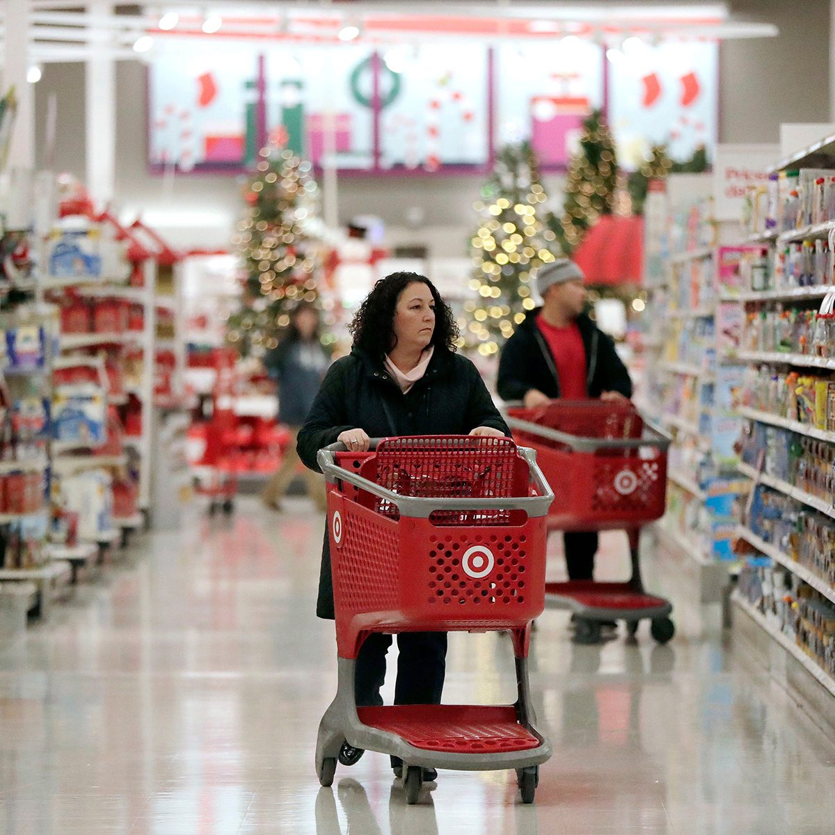 10 Things Target Employees Wish You Knew About Holiday Shopping