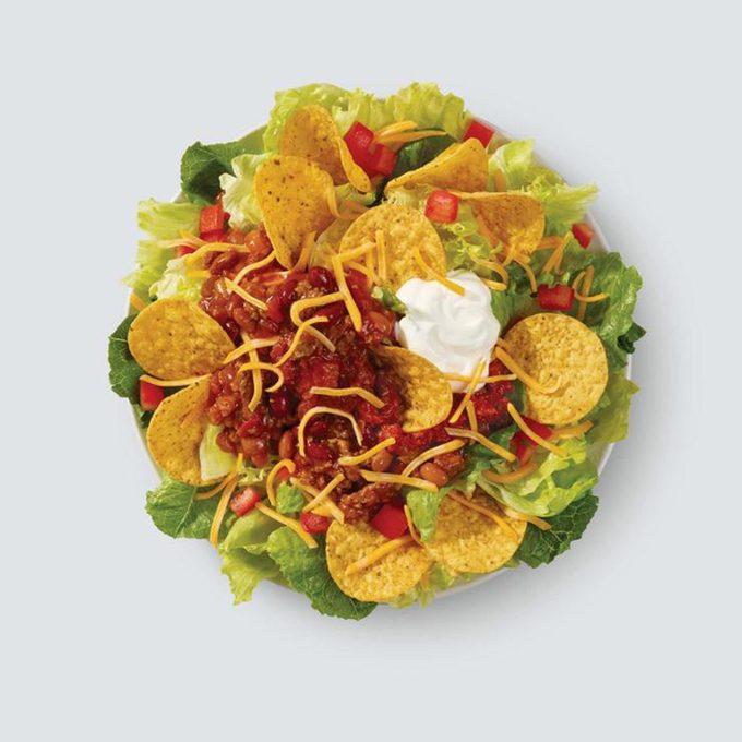 wendys taco salad