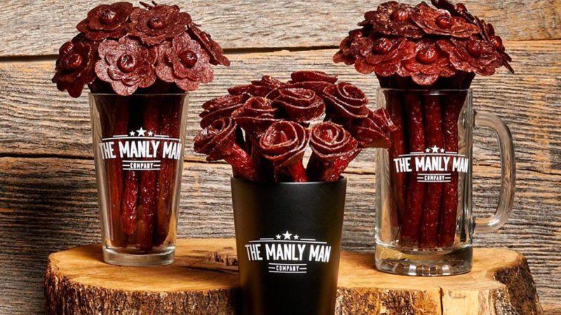 beef jerky bouquets