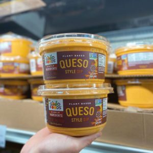 Costco Is Selling a Cauliflower Queso Dip and It's Actually AMAZING