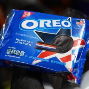Team USA Oreos Are the Only Snack You Need to Watch the Olympics