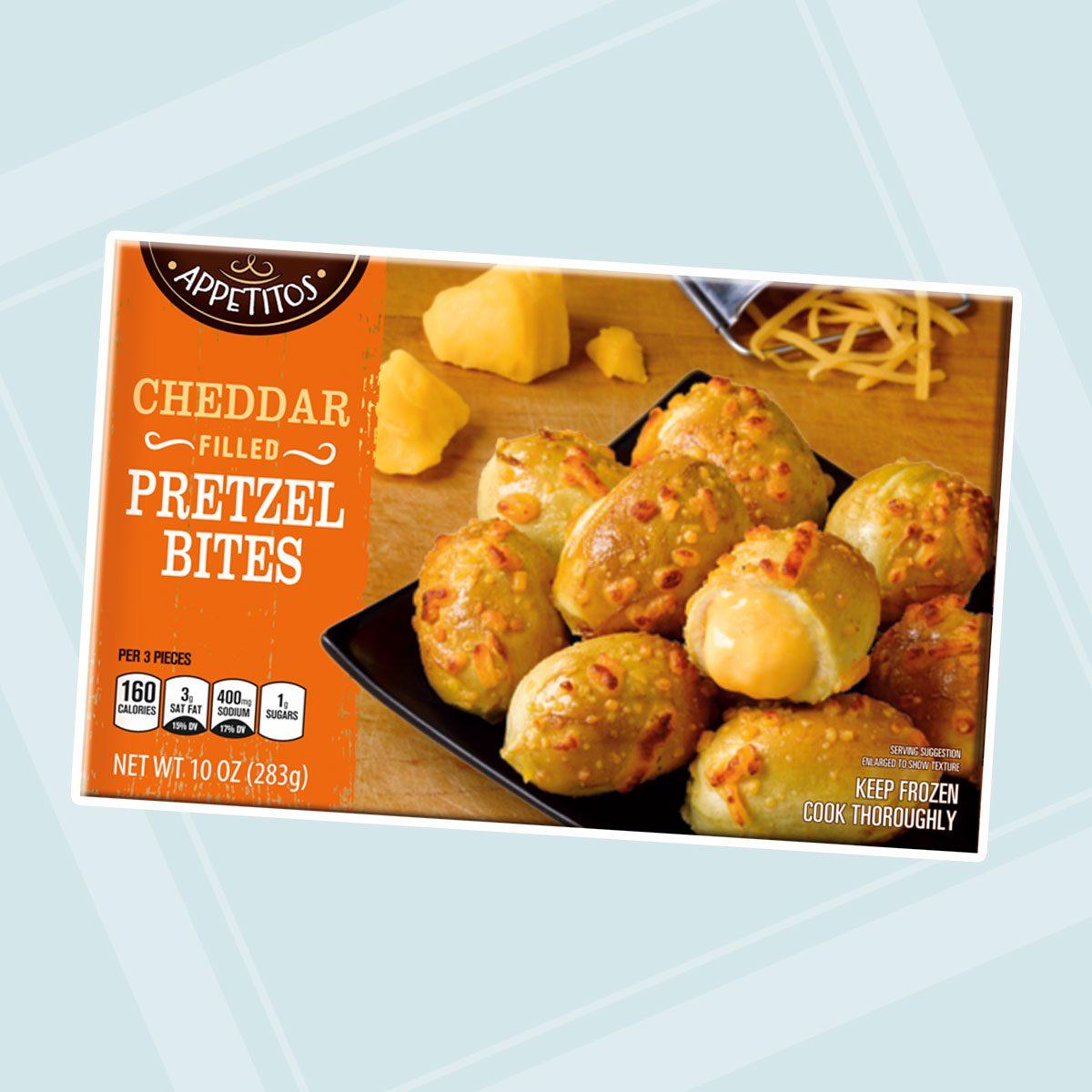 Pretzel Filled Bites