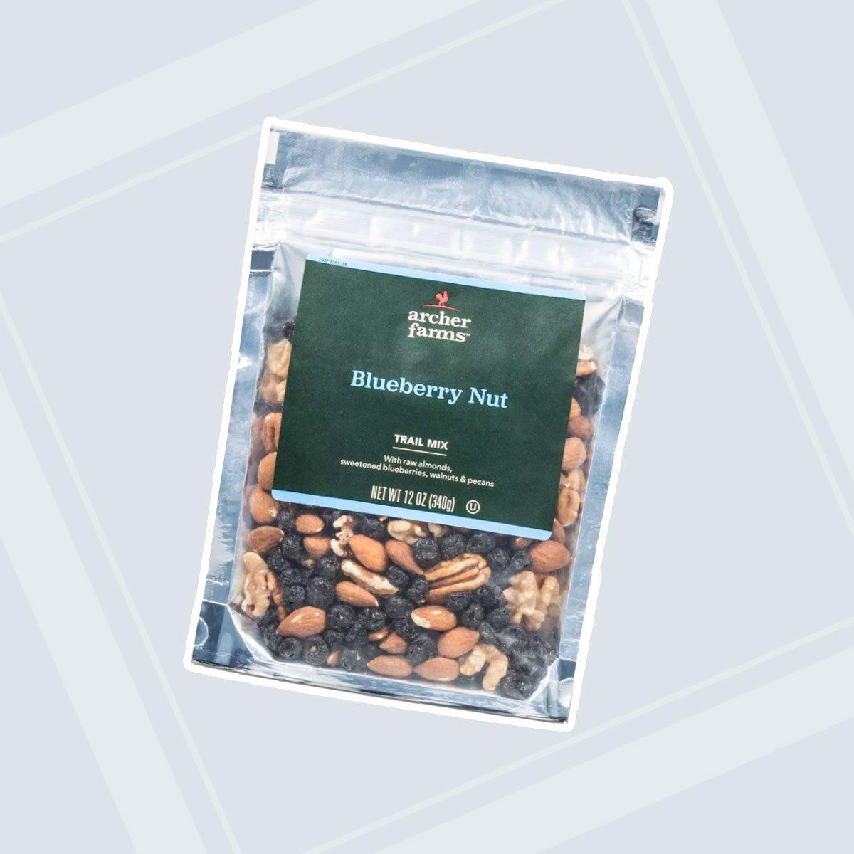 Archer Farms Blueberry Nut Heart Healthy Trail Mix