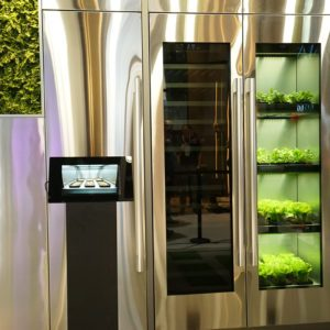 LG Just Debuted a Fridge That Will Grow Your Leafy Greens
