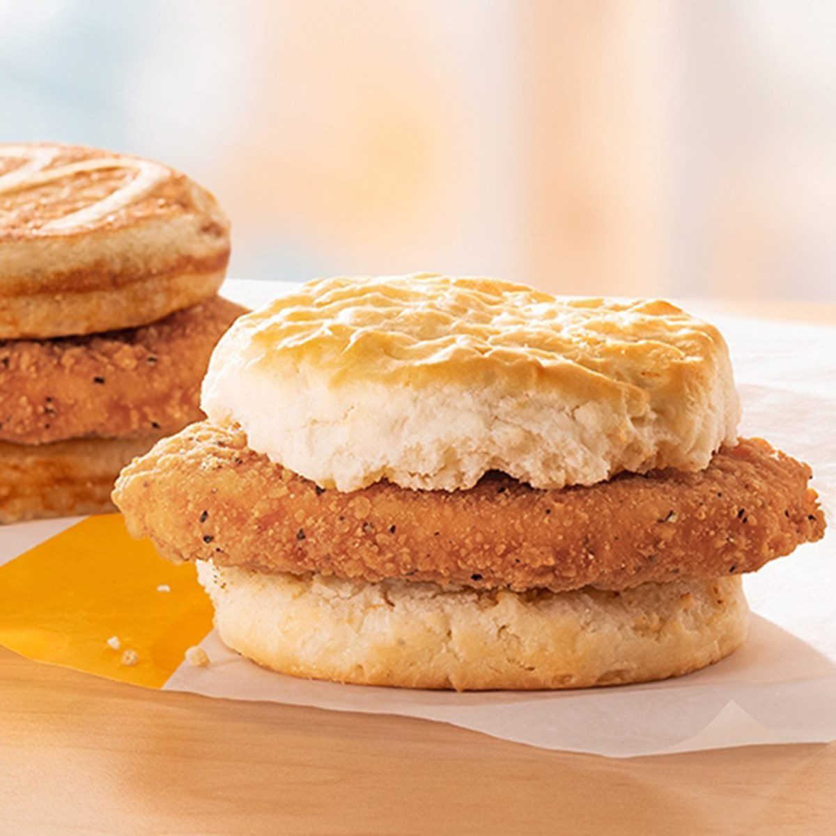 McDonald's Officially Unveiled Chicken McGriddles and McChicken Biscuits