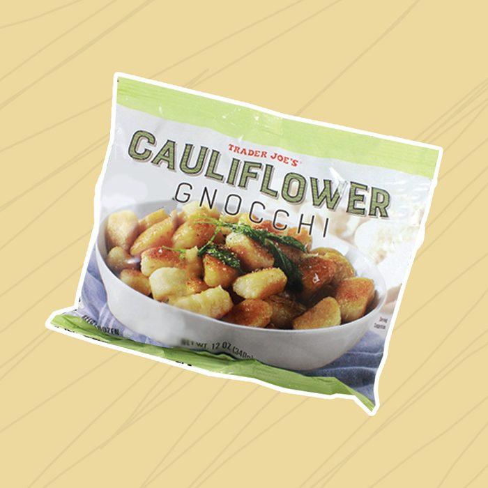 Cauliflower Gnocchi