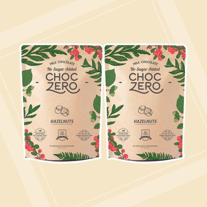 ChocZero's Milk Chocolate Hazelnuts