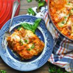 How to Make Dutch Oven Lasagna