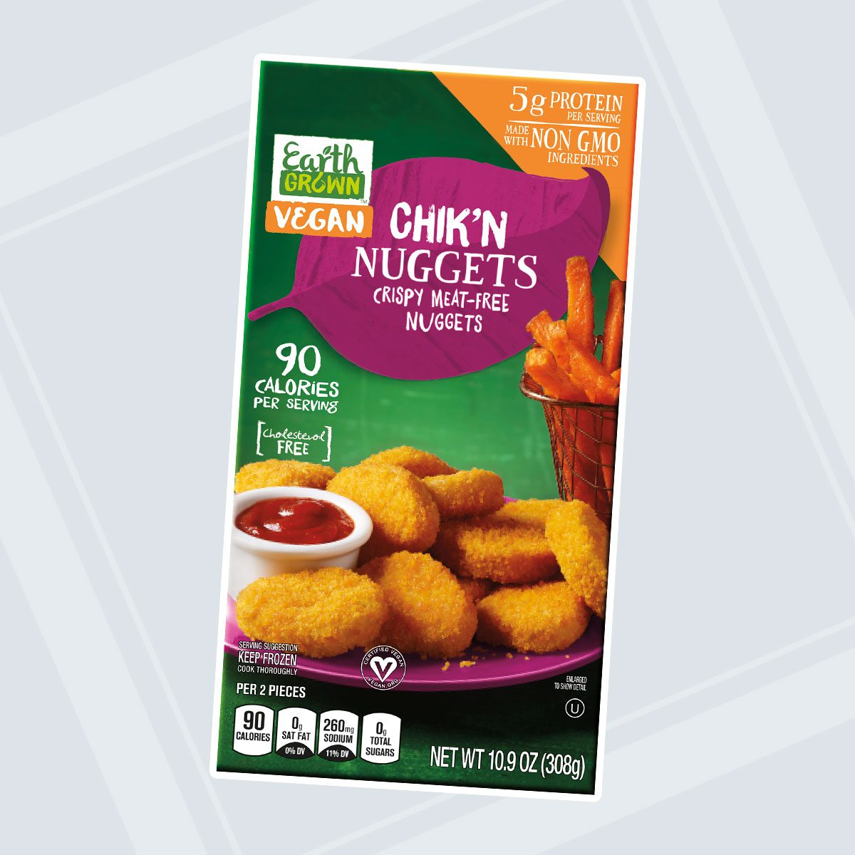 Chickenless Nuggets