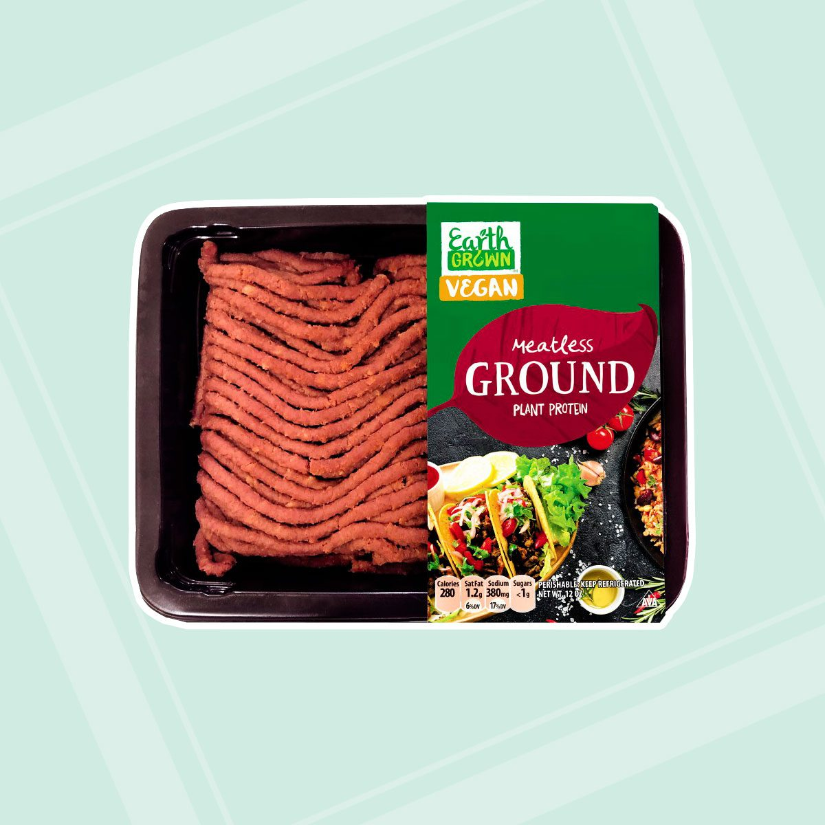 Meatless Ground Plant Protein
