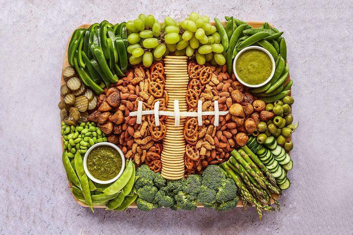 Football Snack Board