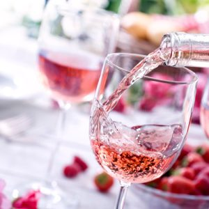 Our Favorite Pink Wines to Pop on Valentine's Day