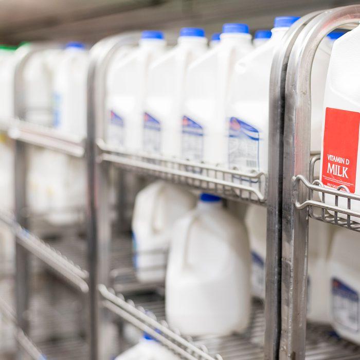Dairy cases