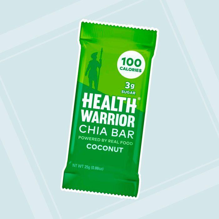 Health Warrior Coconut Chia Bar