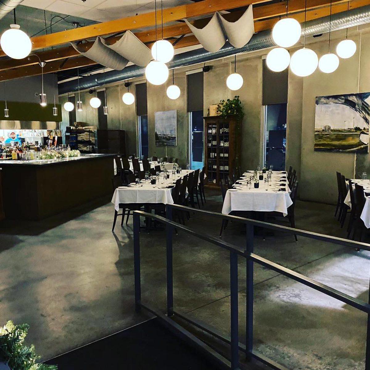 HoQ restaurant