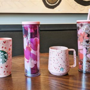 Starbucks' New Valentine's Day Mugs and Tumblers Have Us Falling HARD
