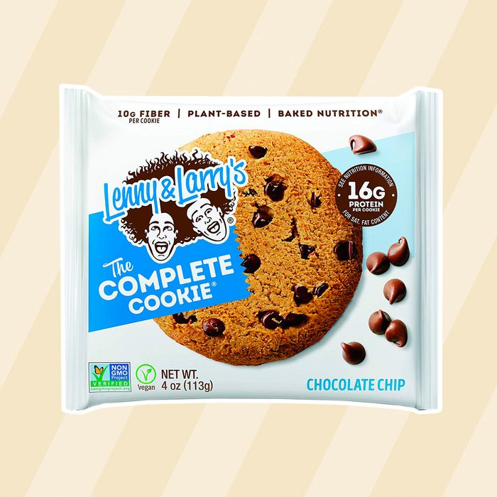 Lenny & Larry's The Complete Cookie, Chocolate Chip, 4 Ounce Cookies
