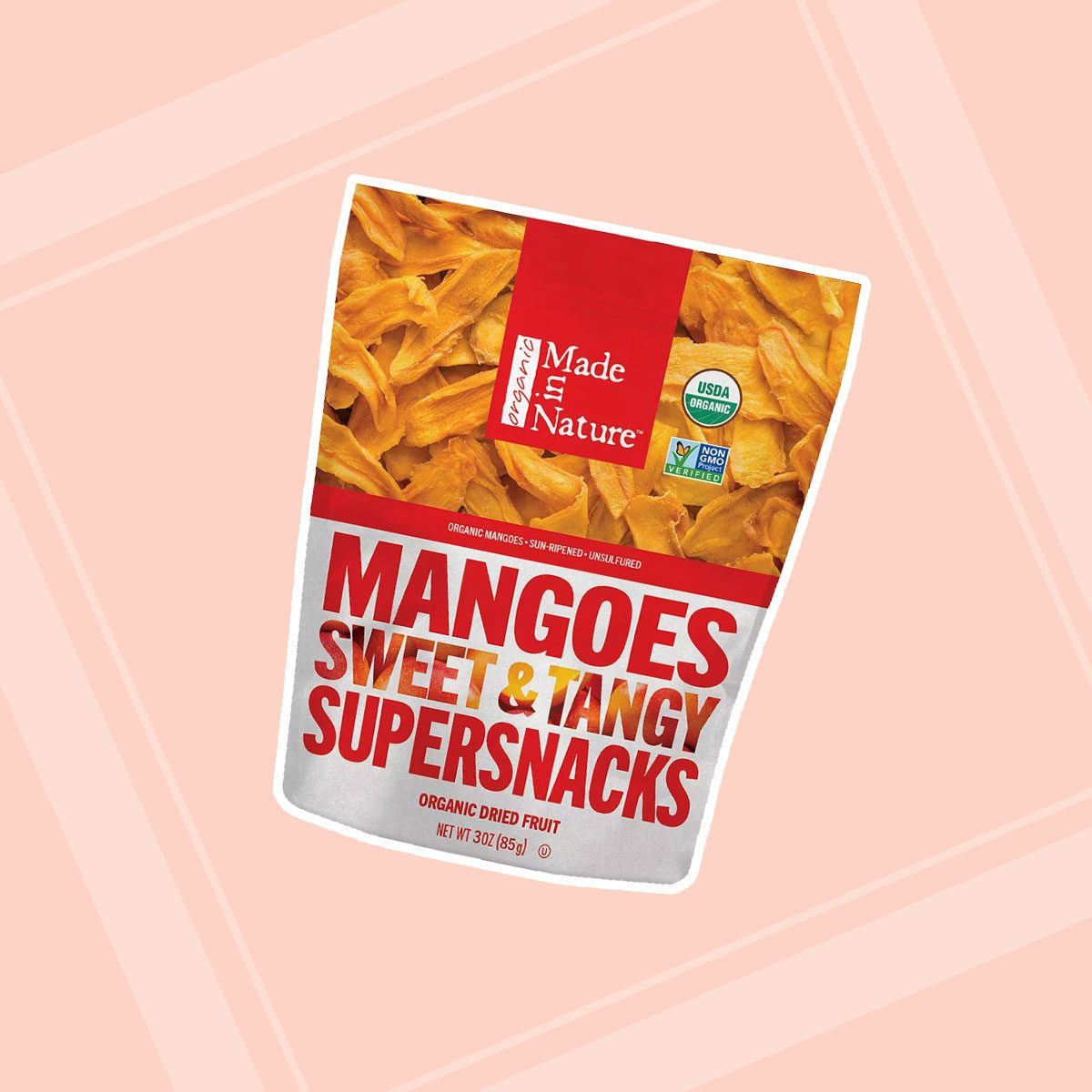 Made in Nature Dried Mango