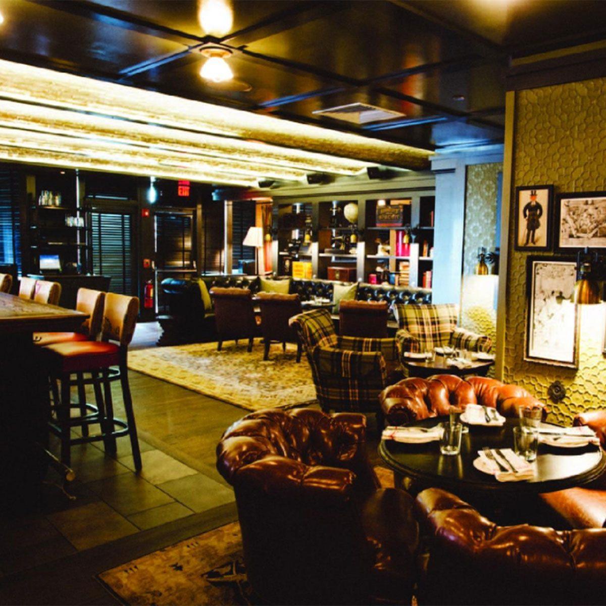 PARK Restaurant & Bar, Cambridge