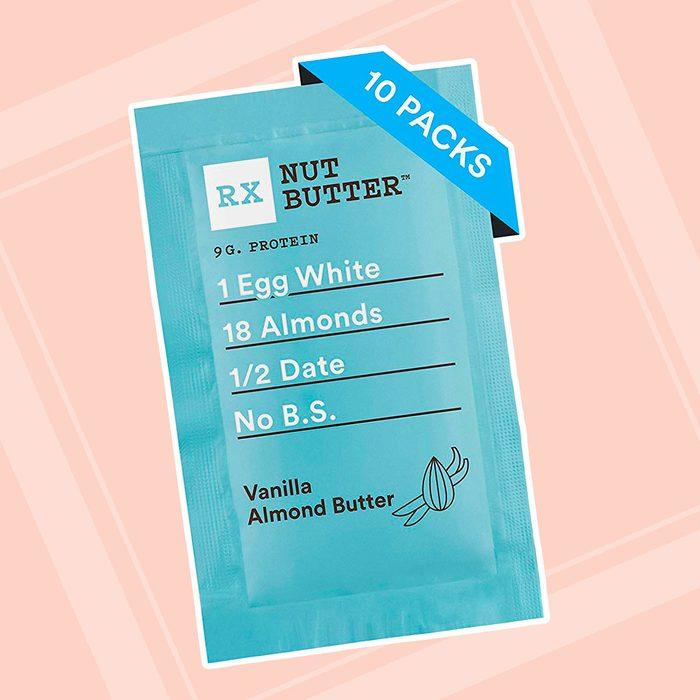 RX Vanilla Almond Butter