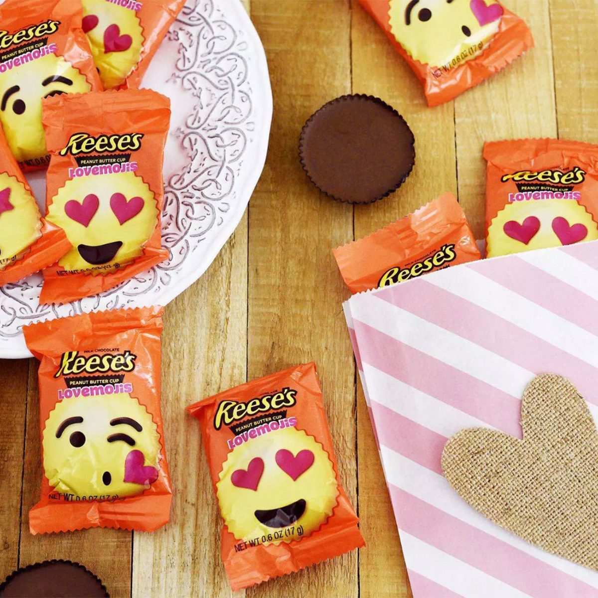 Reese's Valentine's Day cups