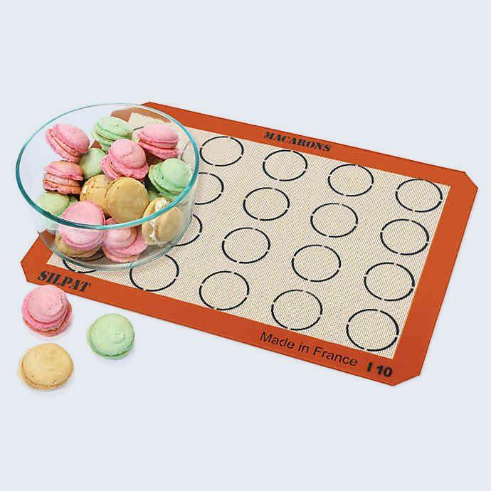 Silpat® Silicone Macaroon Baking Mat