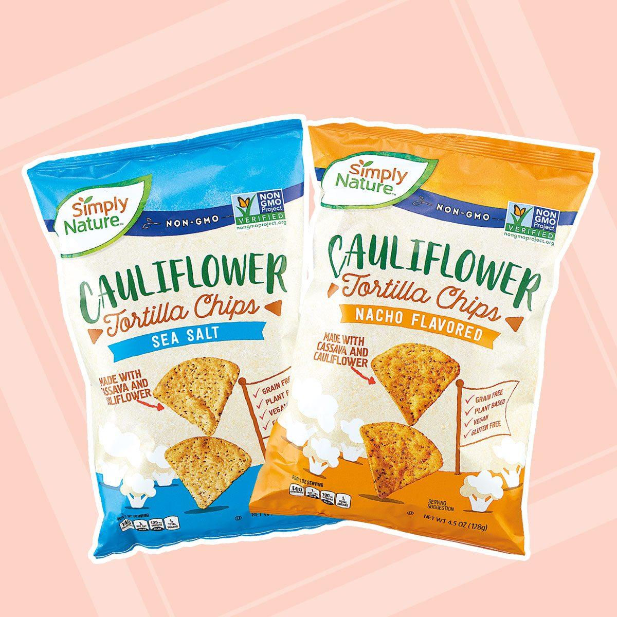 Cauliflower Tortilla Chips