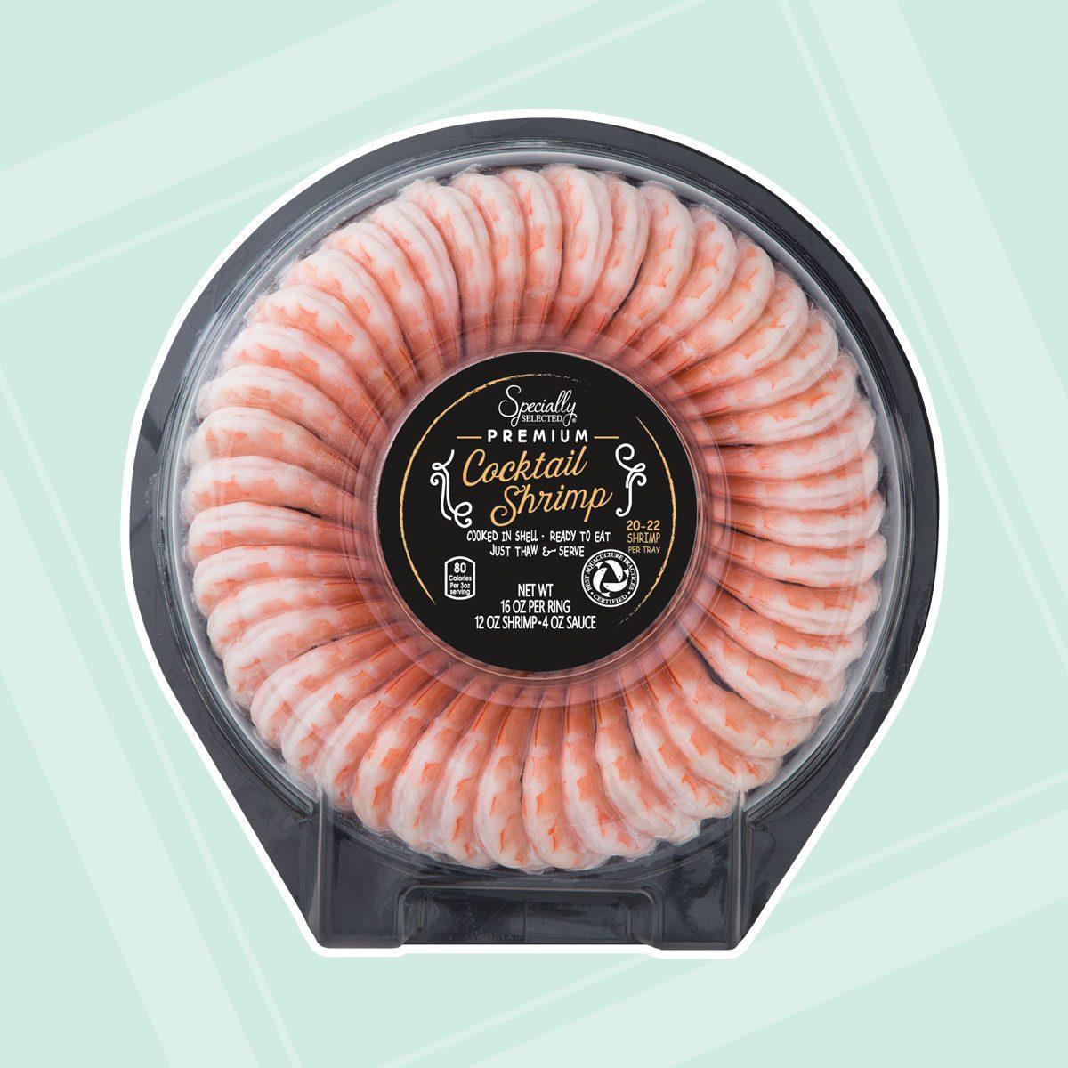 Garlic Shrimp Ring