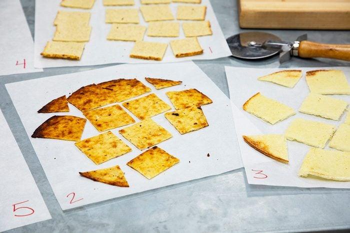 Cauliflower Pizza Crust; BLB; BTT; Best Loved Brans; Blind Taste Test