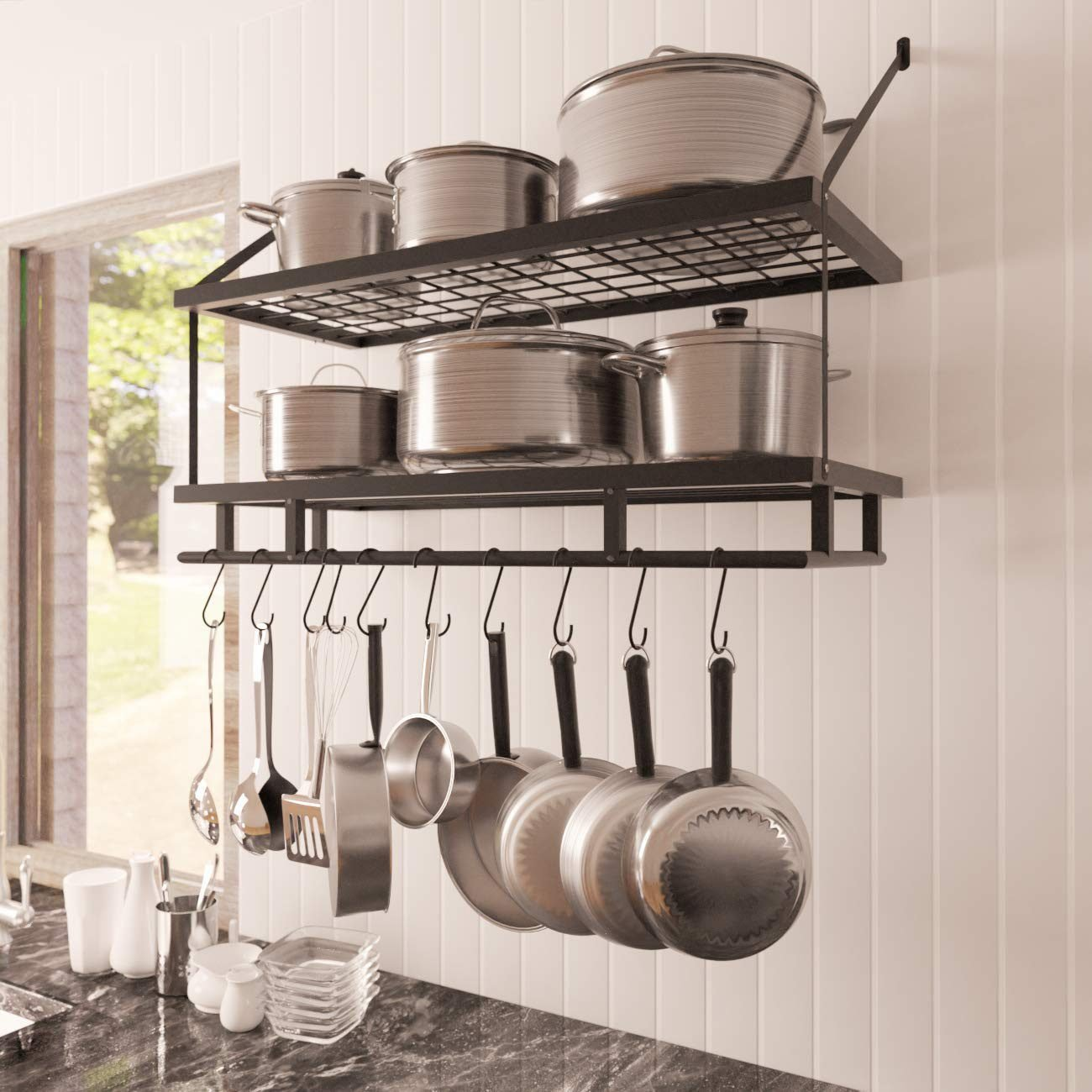 The Best Organizers For Your Pots And Pans I Taste Of Home