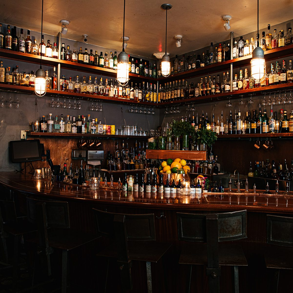 The Gin Joint, Charleston