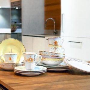 Disney's Princess Dinnerware Collection Is Pure Magic