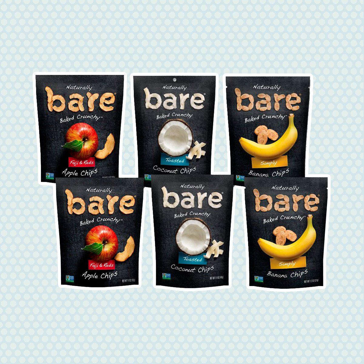 Bare Baked Fruit Chips